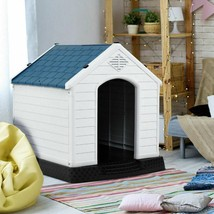 Plastic Waterproof Ventilate Pet Puppy House - $181.81