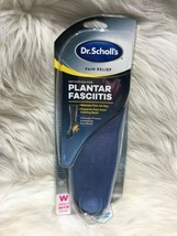 Dr. Scholl's Pain Relief for Plantar Fasciitis Insoles Women Size (6-10)... - $8.59