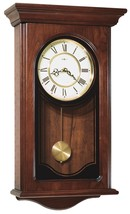Howard Miller 613-164 (613164) Orland Wall Clock - Windsor Cherry - £448.83 GBP