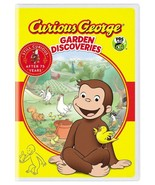 Curious George: Garden Discoveries [DVD] - $2.50