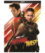 Ant-Man And The Wasp DVD 2018 Brand New Sealed - $7.50
