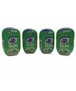 4 x Tic Tac SPEARMINT Sugar Free Gum 170 Pieces Each BBD 10/2020 Discontinued - $34.64