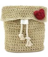 Disney X Junk Food ~ Backpack ~ Beach Tote ~ Macrame ~ Lined ~ Mickey ~ ... - $24.00