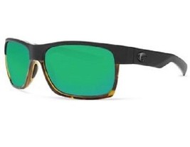 Costa Del Mar HFM 181 OGMP Half Moon Matte Black/Shiny Tort Sunglasses - $163.35