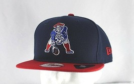 New England Patriots Blue/Red  Baseball Cap Snapback - $32.79