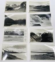 Vintage Lot of 8 1940s 1950s KODAK Alaska Travel Postcard Black & White ... - $29.99