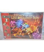 Board Game Exalted 2nd Edition Legacy of the Unconquered Sun White Wolf NEW - $26.60