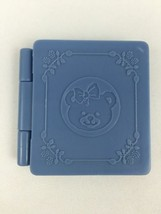 """Fisher Price 98 FP Plastic Play House Mama and Baby Bear Book Blue 2"""" x 1.75"""" - $7.35"""
