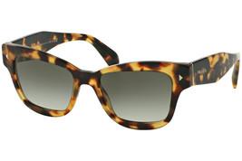 Authentic Prada PR29RS 7S00A7 Sunglasses Medium Havana/Grey Gradient 51mm - $241.53