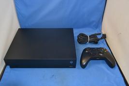 Microsoft Xbox One X, 1787, 1TB, Black, Console - $289.99