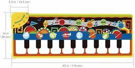 BEYST Kids Musical Mat, Foldable, 110x36cm Early Educational image 5