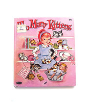 Too Many Kittens by Mabel Watts Meow! Cat Lover Hardcover First Edition ... - $32.99