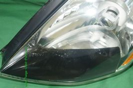 03-05 Nissan 350Z XZ33 Xenon HID Headlight Lamp Left Driver Side LH - POLISHED image 4