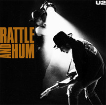 U2 - RATTLE AND HUM - Gently Used CD - 17 Songs - FREE SHIP  - $9.99