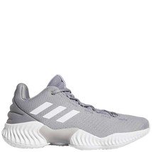 ADIDAS PRO BOUNCE 2018 LOW MEN SIZE 5.0 TO 8.5 ONIX NEW SUPER RARE COMFO... - $119.09