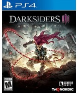 Darksiders 3 PS4 Brand New Fast Shipping - $19.93