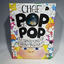 Chef Pop de Pop Counting Game Educational Kids Gamewright Complete - $14.95