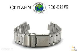 Citizen Eco-Drive AS2020-53E 22mm Ss Uhrenarmband AS2020-53F AS2020-53H - $128.79