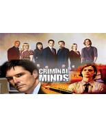Criminal Minds Fridge Magnet - $3.95