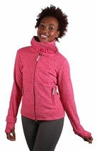 Bench Funnel H Fleece Zip XL Sweater Snowboarding Pink Jacket BLEA/0021H