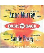 Murray, Anne / Posey, Sandy - Back to Back - $6.95