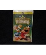 Fun and Fancy Free-50th Limited Edition VHS - $15.95