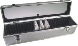 Guardhouse Aluminum Storage Box for 25 Certified Display Slabs - $32.95