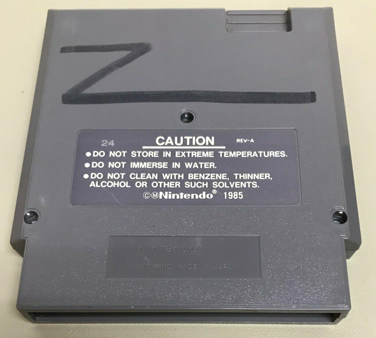 Blades of Steel, Top Gun, Double Dribble 3 NES Konami Game Lot Nintendo image 3