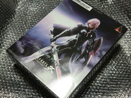 SALE Square Enix PLAY ARTS KAI Figure FINAL FANTASY XIII-2 LIGHTNING - $372.24