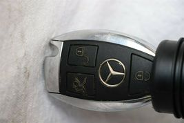 Mercedes Ignition Start Switch Module & Key Fob Keyless Entry Remote 2205450308 image 6