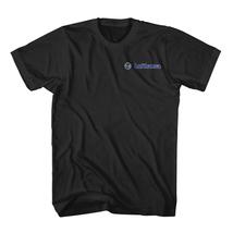 Lufthansa Airlines Logo Black T-Shirt size S-2XL - $17.95+
