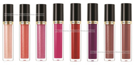 Revlon* Super Lustrous Lip Gloss Exclusive Liqui Silk *You Choose* New Style 1b - $8.95