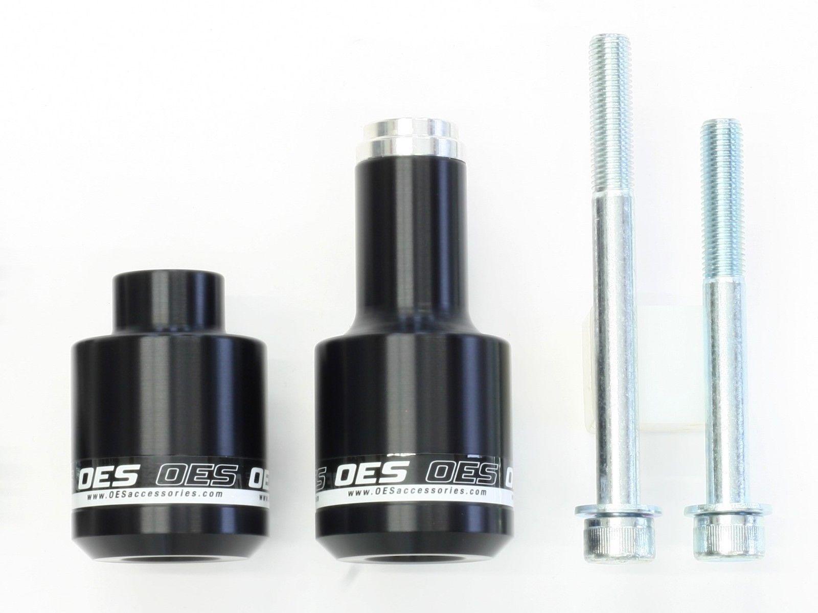 OES Frame Sliders Fits 2006 2007 Suzuki GSXR600 GSX-R 600 750 GSXR750 - $59.99 - $69.99