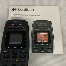 Logitech Harmony 700 Advanced Universal Remote Control Great Condition! - $29.65