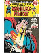 World's Finest Comic Book #213, DC Comics 1972 VERY FINE - $14.03