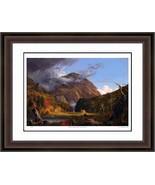 "Thomas Cole ""Notch of the White Mountans"" Print - Hudson River School Lt... - $405.00"
