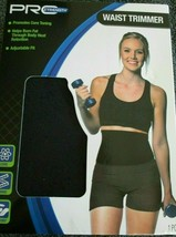 Waist Trimmer Pro Strength Exercise Wrap Weight Loss Burn Fat 1 Size Fit... - $7.00