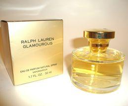Ralph Lauren Glamourous Perfume 1.7 Oz Eau De Parfum Spray image 3