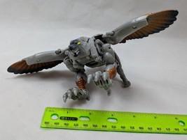 Hasbro Transformers Beast Wars Silverbolt Wolf Eagle Figure 1997 - Incom... - $11.00