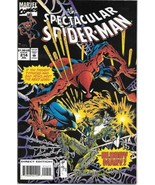 The Spectacular Spider-Man Comic Book #214 Marvel Comics 1994 VERY FINE- - $1.99