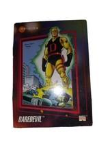 1992 Marvel Comics DAREDEVIL Comic Card (Origins) - $0.98