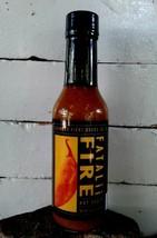 Hot Sauce 5oz CaJohn's Fatalii Fire - $29.00