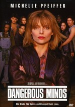 Dangerous Minds (1995) DVD 90s Michelle Pfeiffer Drama New - $7.95