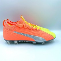 "New Men's Puma One 20.3 OSG FG AG ""Yellow Peach"" Soccer Cleats Size 9 105961-01 - $90.24"