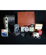 Polaroid 800 Land Camera with Case and Accessories - $13.99