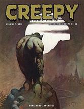 Creepy Archives Volume 7 Hardcover Dark Horse Comics 2010 - $97.02