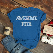 Mens Awesome Pita Hindi Dad Fathers Day T-Shirt Birthday Funny Ideas Gif... - $15.99+