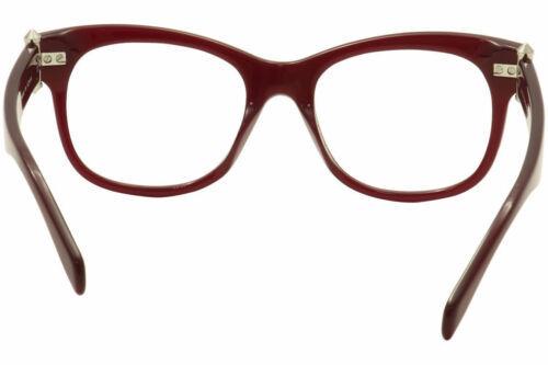 Alexander Mcqueen Mujer Gafas AM0005O 004 Rojo Montura Óptica 51mm
