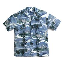 True Vintage ROYAL CREATIONS HAWAII Aloha Shirt | Sz L | Surf Boards & V... - $18.76
