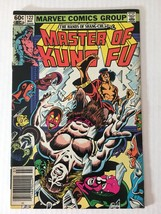 Master Of Kung Fu #122 Marvel Comic Book VF Condition 7.5 Condition 1983 - $3.59
